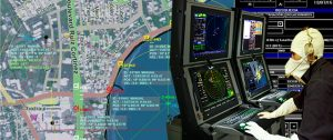 This assembly is a custom communication and navigational control system.